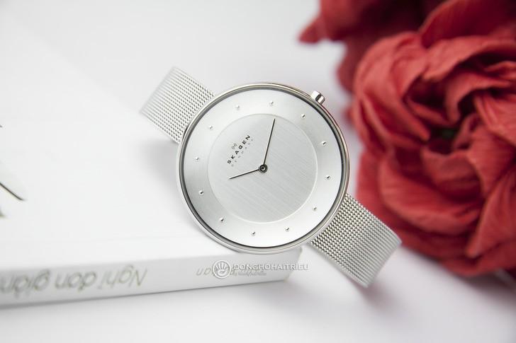 Đồng hồ Skagen SKW2140 giá rẻ, thay pin miễn phí trọn đời - Ảnh 2