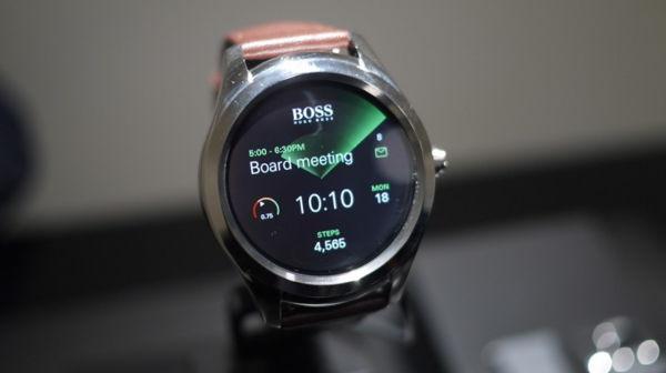 2017, Hàng Loạt Đồng Hồ Thông Minh Smartwatch Thương Hiệu Sừng Sỏ Ra Đời (Phần 1) Hugo Boss