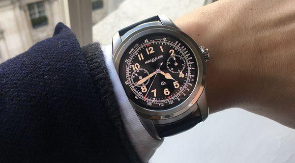 2017, Hàng Loạt Đồng Hồ Thông Minh Smartwatch Thương Hiệu Sừng Sỏ Ra Đời (Phần 1) MB