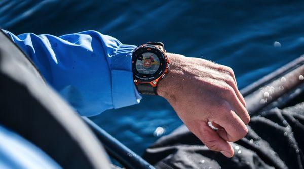 2017, Hàng Loạt Đồng Hồ Thông Minh Smartwatch Thương Hiệu Sừng Sỏ Ra Đời (Phần 2) Casio