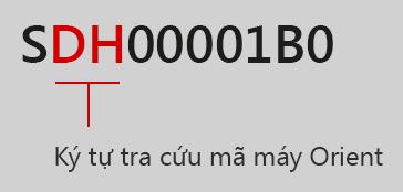 Cách Tra Cứu Bộ Máy Đồng Hồ Orient Từ Số Hiệu Sản Phẩm (Model Number) 10 Ký Tự