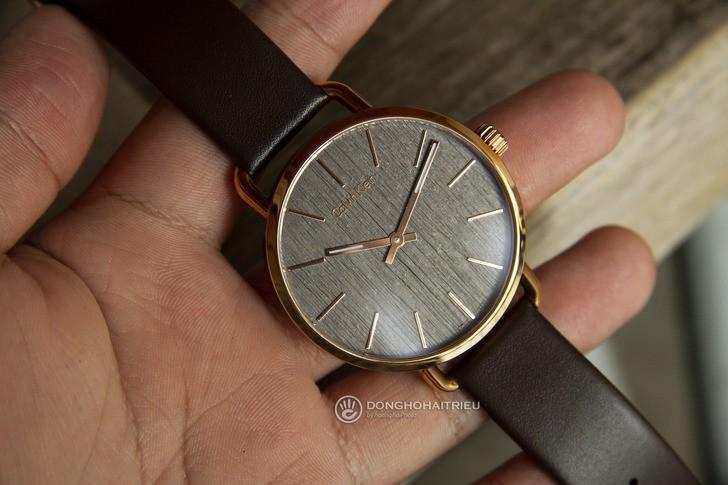 Đồng hồ Calvin Klein K7B216G3 thời trang, dây da lịch lãm - Ảnh 2