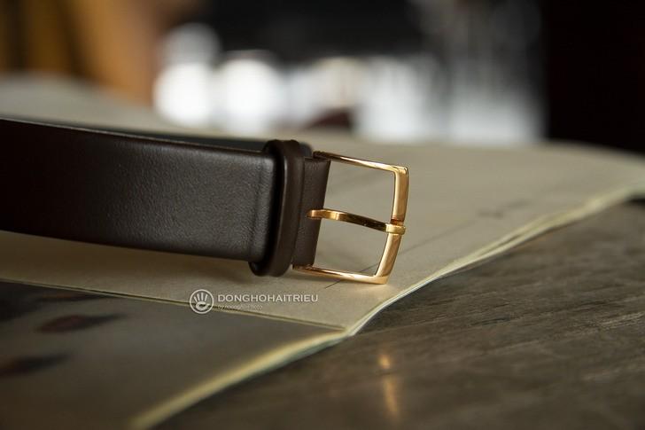 Đồng hồ Calvin Klein K7B216G3 thời trang, dây da lịch lãm - Ảnh 4