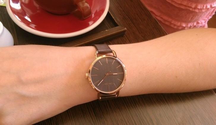 Đồng hồ Calvin Klein K7B236G3 thời trang, máy quartz gọn nhẹ - Ảnh 1