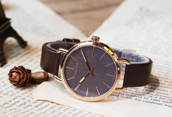 Đồng hồ Calvin Klein K7B236G3 thời trang, máy quartz gọn nhẹ - Ảnh 2