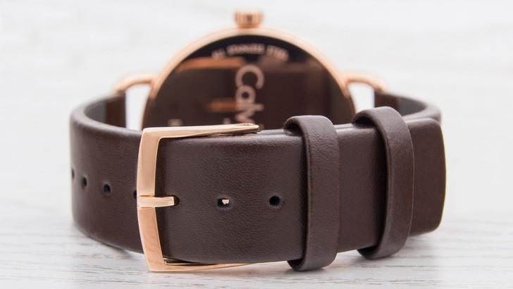 Đồng hồ Calvin Klein K7B236G3 thời trang, máy quartz gọn nhẹ - Ảnh 4