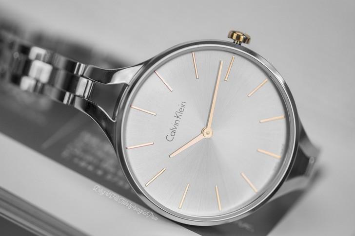 Đồng hồ nữ Calvin Klein K7E23B46 kiểu lắc tay thời trang - Ảnh 1