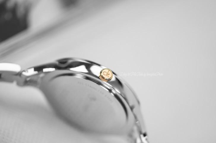 Đồng hồ nữ Calvin Klein K7E23B46 kiểu lắc tay thời trang - Ảnh 5
