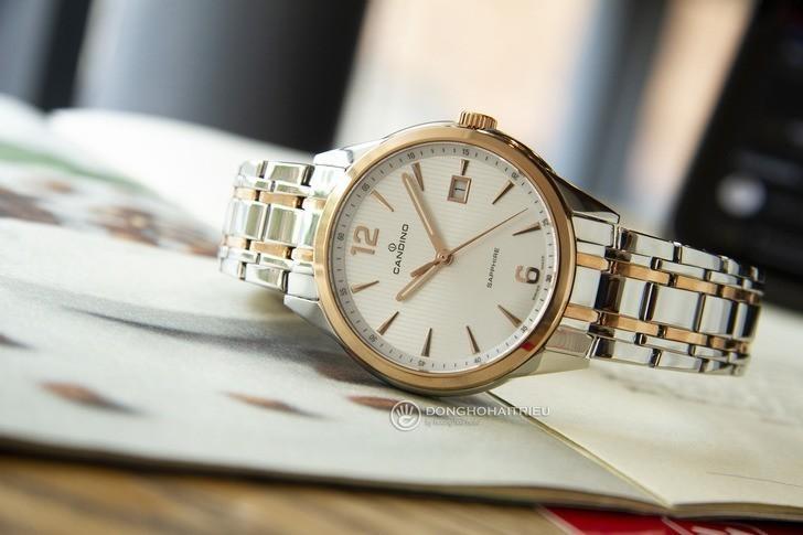 Đồng hồ Candino C4616/2 giá rẻ, thay pin miễn phí trọn đời - Ảnh 2