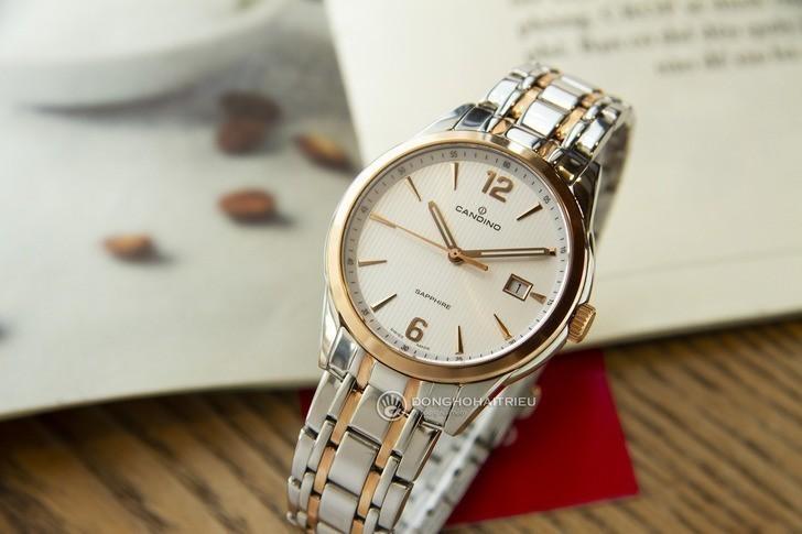 Đồng hồ Candino C4616/2 giá rẻ, thay pin miễn phí trọn đời - Ảnh 3