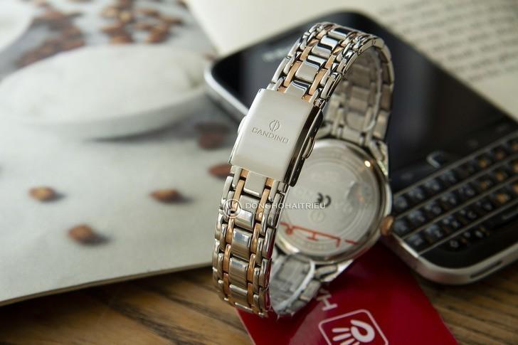 Đồng hồ Candino C4616/2 giá rẻ, thay pin miễn phí trọn đời - Ảnh 4
