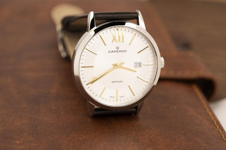 Đồng hồ nam Candino C4618/2 giá rẻ, thay pin miễn phí - Ảnh 5