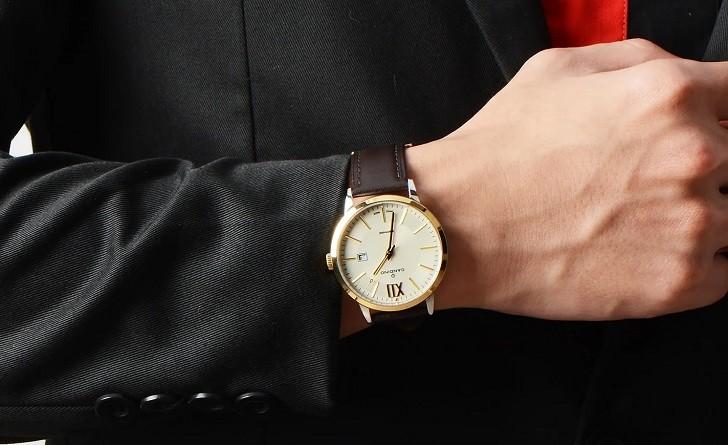 Đồng hồ Candino C4619/1 giá rẻ, thay pin miễn phí trọn đời - Ảnh 1