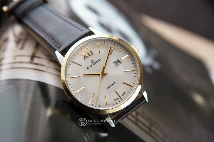 Đồng hồ Candino C4619/1 giá rẻ, thay pin miễn phí trọn đời - Ảnh 2