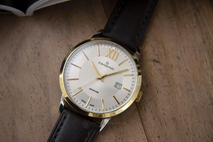 Đồng hồ Candino C4619/1 giá rẻ, thay pin miễn phí trọn đời - Ảnh 3