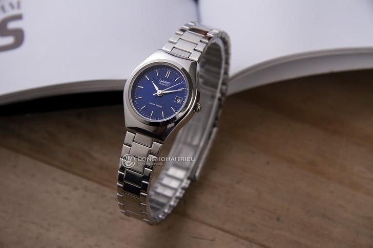 Đồng hồ Casio LTP-1170A-2ARDF mặt xanh, thời trang trẻ trung - Ảnh 2
