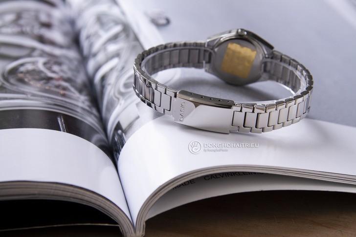 Đồng hồ Casio LTP-1170A-2ARDF mặt xanh, thời trang trẻ trung - Ảnh 4