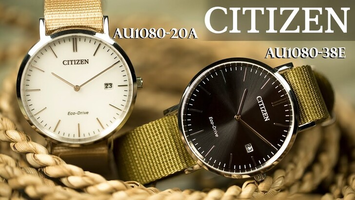 Đồng hồ Citizen AU1080-38E năng lượng ánh sáng độc quyền - Ảnh 2