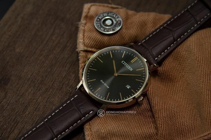 Đồng hồ nam Citizen AU1083-13H bộ máy năng lượng ánh sáng - Ảnh 1