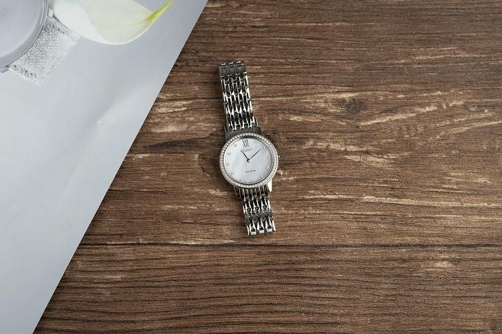Đồng hồ nữ Citizen EX1480-82D bộ máy năng lượng ánh sáng - Ảnh 1
