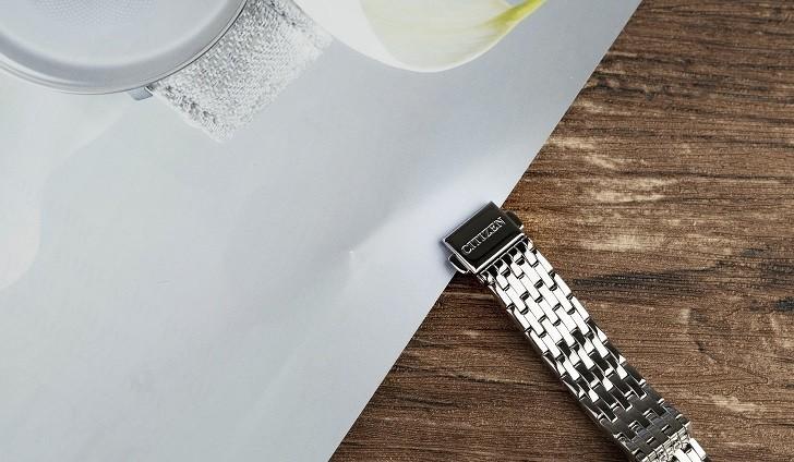 Đồng hồ nữ Citizen EX1480-82D bộ máy năng lượng ánh sáng - Ảnh 3