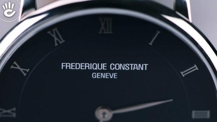 Frederique Constant FC-200RN5S36 Nền mặt số xanh bắt mắt - Ảnh 2