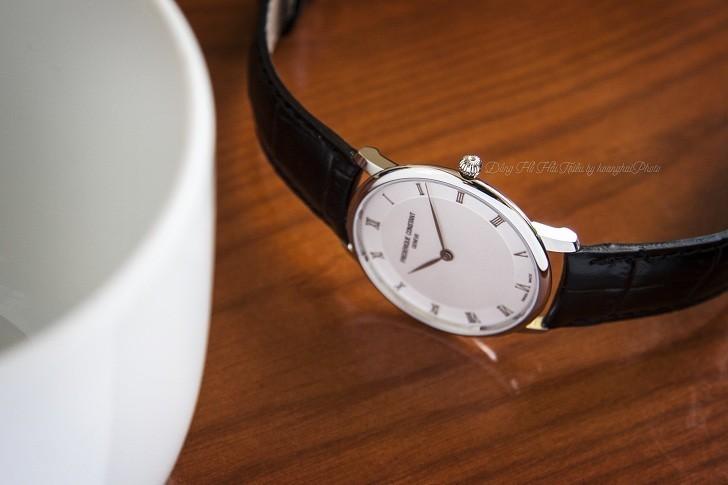 Đồng hồ Frederique Constant FC-200RS5S36 thiết kế siêu mỏng - Ảnh 5