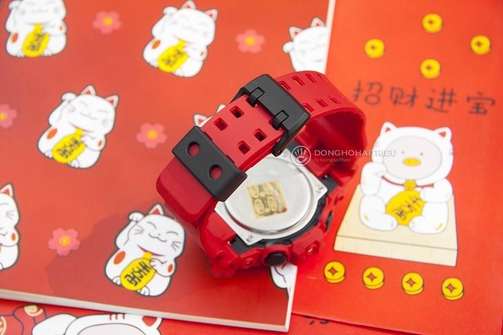 Đồng hồ G-Shock GA-700-4ADR giá rẻ và thay pin miễn phí - Ảnh 4