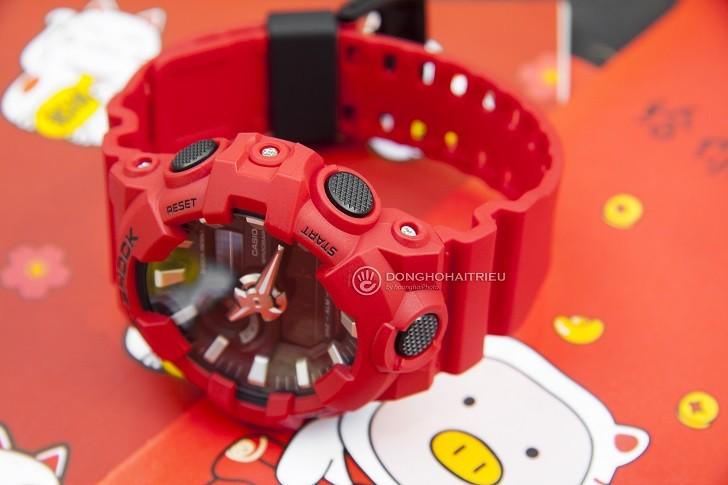Đồng hồ G-Shock GA-700-4ADR giá rẻ và thay pin miễn phí - Ảnh 6