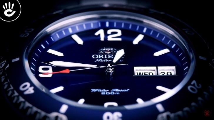 Đồng hồ Orient FAA02009D9 automatic, trữ cót hơn 40 giờ - Ảnh 2