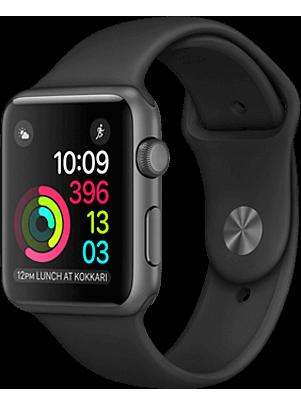 So Sánh Đồng Hồ Thông Minh Frederique Constant FC-282AS5B4 Với Apple Watch AP