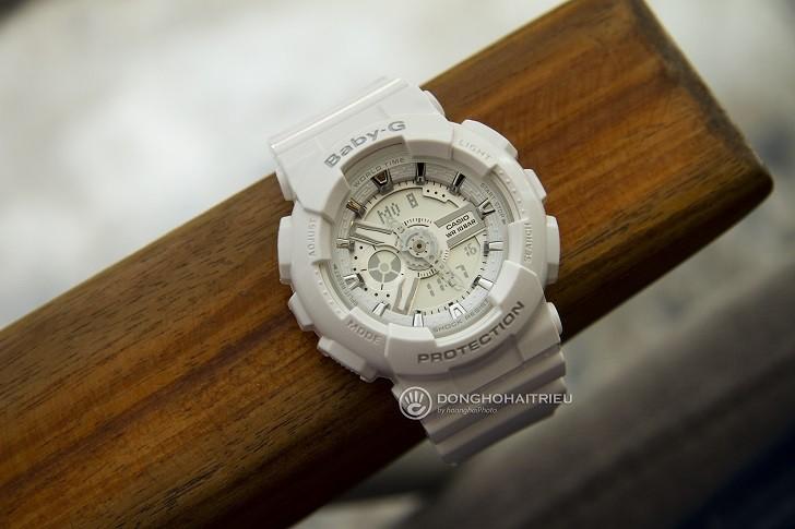 Đồng hồ nữ Baby BA-110-7A3DR thay pin trọn đời miễn phí - Ảnh 4
