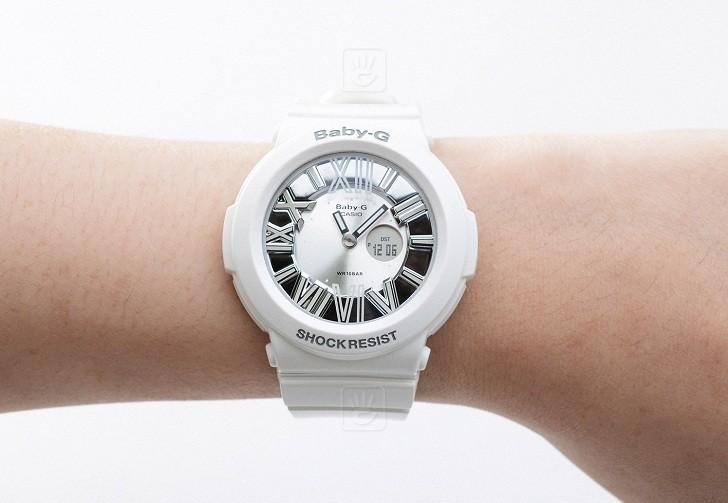 Đồng hồ Baby-G BGA-160-7B1DR giá rẻ, thay pin miễn phí - Ảnh 1