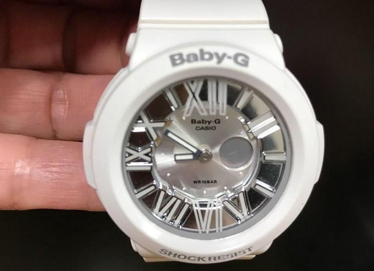 Đồng hồ Baby-G BGA-160-7B1DR giá rẻ, thay pin miễn phí - Ảnh 2