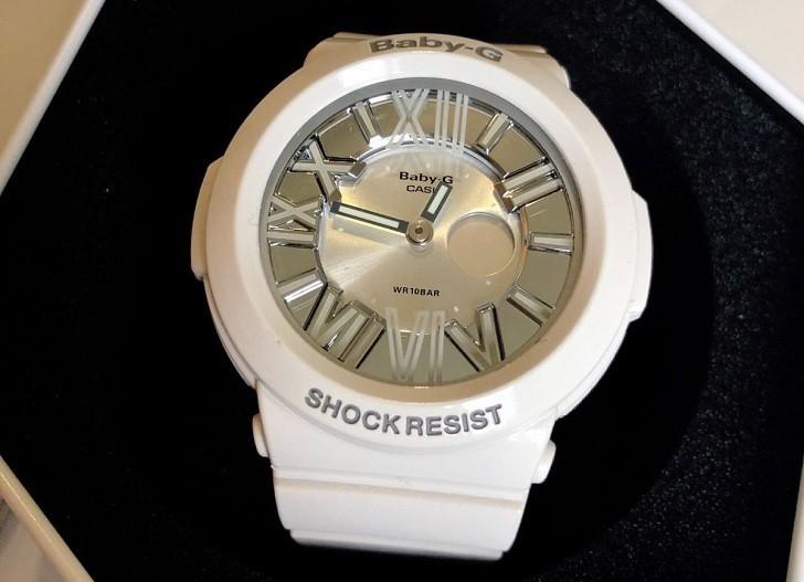 Đồng hồ Baby-G BGA-160-7B1DR giá rẻ, thay pin miễn phí - Ảnh 3