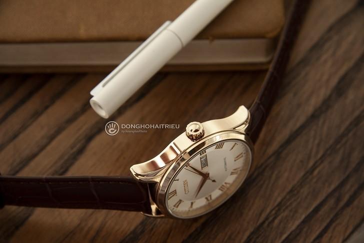Đồng hồ Citizen NH8363-14A automatic, trữ cót đến 40 giờ - Ảnh 3