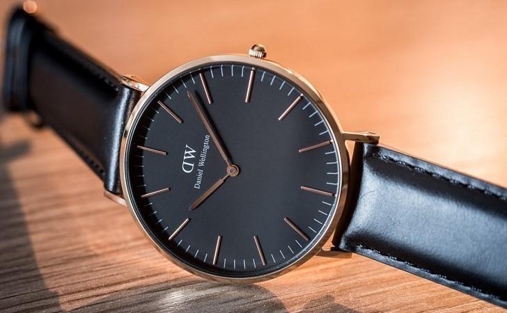 Đồng hồ nữ Daniel Wellington DW00100139 thay pin miễn phí - Ảnh 1