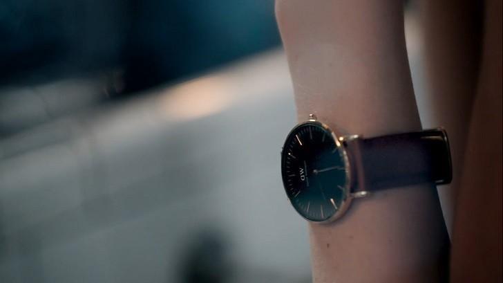 Đồng hồ nữ Daniel Wellington DW00100139 thay pin miễn phí - Ảnh 2