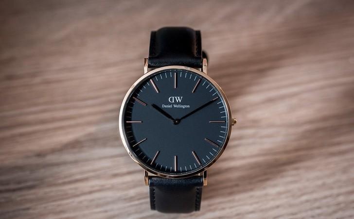 Đồng hồ nữ Daniel Wellington DW00100139 thay pin miễn phí - Ảnh 3