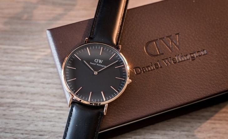 Đồng hồ nữ Daniel Wellington DW00100139 thay pin miễn phí - Ảnh 4