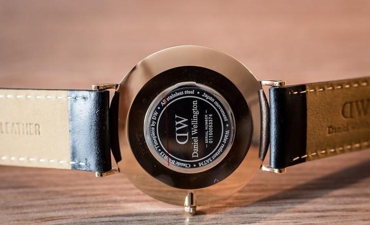Đồng hồ nữ Daniel Wellington DW00100139 thay pin miễn phí - Ảnh 5