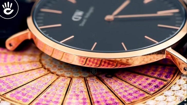 Đồng hồ nữ Daniel Wellington DW00100140 thay pin miễn phí - Ảnh 2