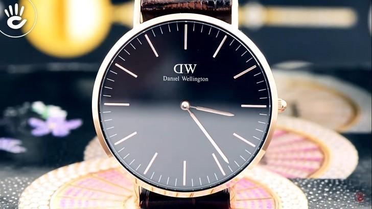 Đồng hồ nữ Daniel Wellington DW00100140 thay pin miễn phí - Ảnh 3