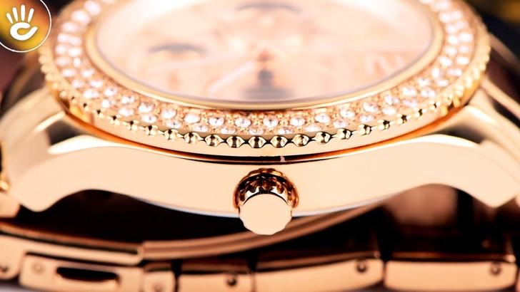 Đồng hồ Fossil ES3590 giá rẻ, thay pin miễn phí trọn đời - Ảnh 6