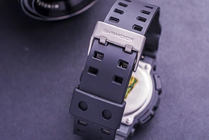 Đồng hồ G-Shock GA-100-1A2DR giá tốt, free thay pin trọn đời - Ảnh 4