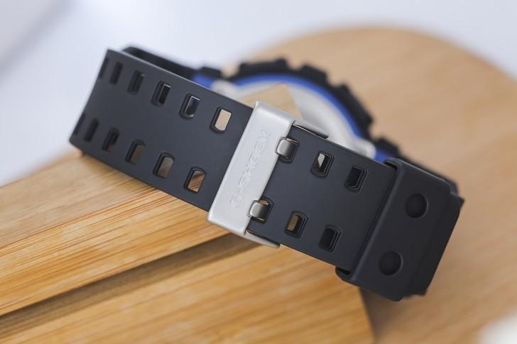 Đồng hồ G-Shock GA-100-1A2DR giá tốt, free thay pin trọn đời - Ảnh 5