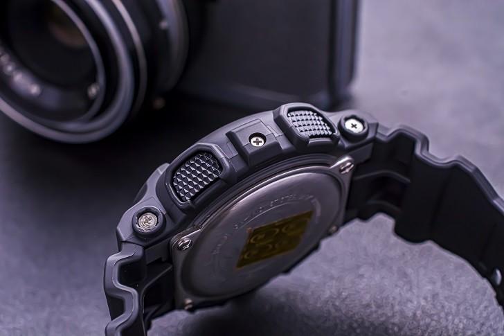 Đồng hồ G-Shock GA-100-1A2DR giá tốt, free thay pin trọn đời - Ảnh 6