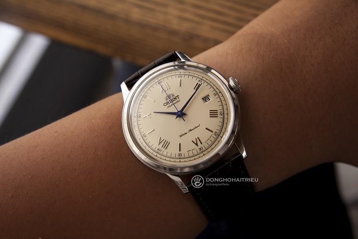 Đồng hồ Orient FAC00009N0 automatic, trữ cót hơn 40 giờ - Ảnh 4