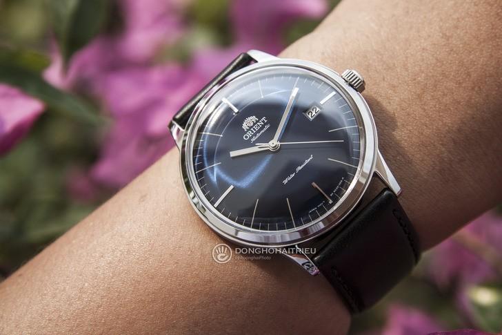 Đồng hồ Orient FAC0000DD0 automatic, trữ cót hơn 40 giờ - Ảnh 6