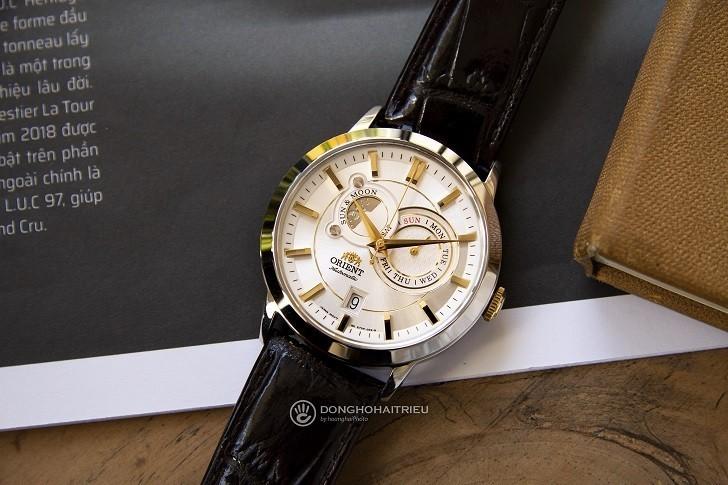 Đồng hồ Orient FET0P004W0 automatic, trữ cót lên đến 40 giờ - Ảnh 1